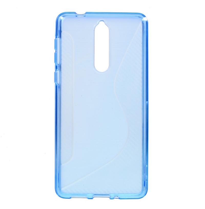 14020 - MadPhone S-Case силиконов калъф за Nokia 8