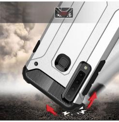 1408 - MadPhone Armor хибриден калъф за Samsung Galaxy A9 (2018)