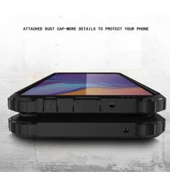 1409 - MadPhone Armor хибриден калъф за Samsung Galaxy A9 (2018)