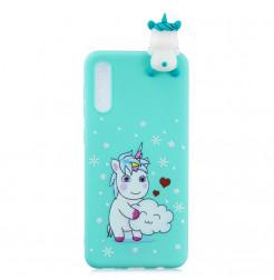 141 - MadPhone 3D Animal силиконов кейс за Samsung Galaxy A50 / A30s