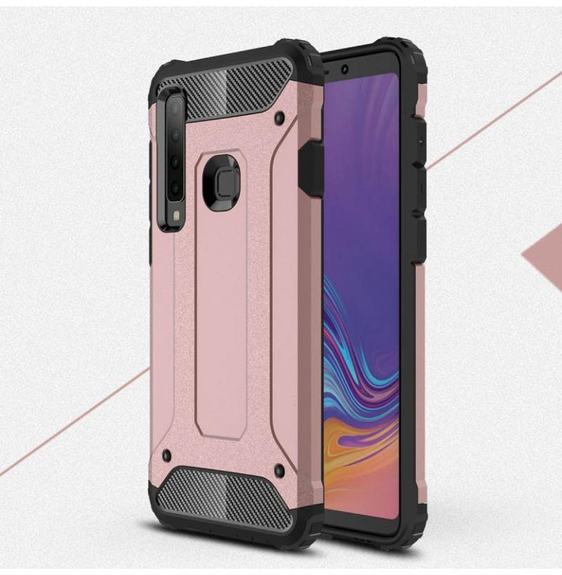 1412 - MadPhone Armor хибриден калъф за Samsung Galaxy A9 (2018)