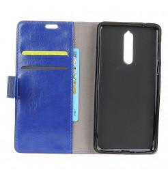 14145 - MadPhone кожен калъф за Nokia 8