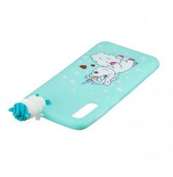 142 - MadPhone 3D Animal силиконов кейс за Samsung Galaxy A50 / A30s