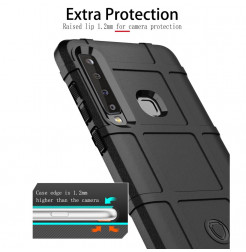 1427 - MadPhone Shield силиконов калъф за Samsung Galaxy A9 (2018)
