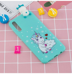 143 - MadPhone 3D Animal силиконов кейс за Samsung Galaxy A50 / A30s