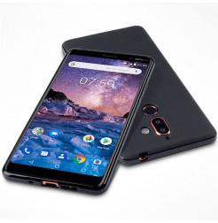14334 - MadPhone силиконов калъф за Nokia 7 Plus