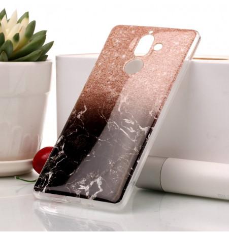 14357 - MadPhone Art силиконов кейс с картинки за Nokia 7 Plus