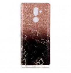 14358 - MadPhone Art силиконов кейс с картинки за Nokia 7 Plus