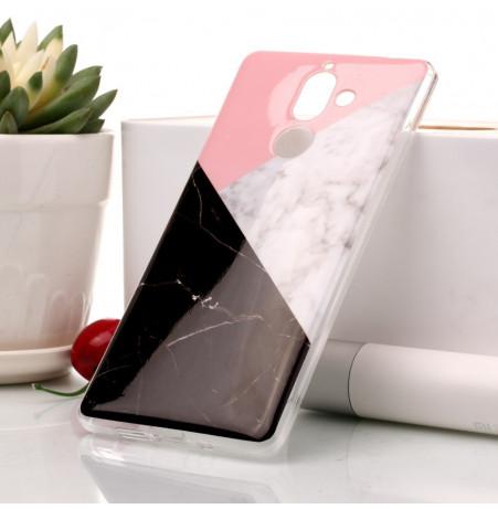 14365 - MadPhone Art силиконов кейс с картинки за Nokia 7 Plus