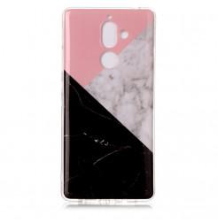 14366 - MadPhone Art силиконов кейс с картинки за Nokia 7 Plus