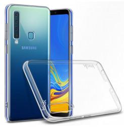 1447 - IMAK Crystal Case тънък твърд гръб за Samsung Galaxy A9 (2018)