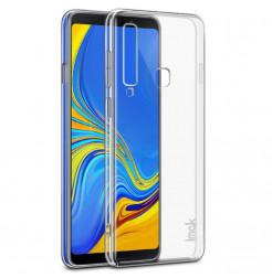 1448 - IMAK Crystal Case тънък твърд гръб за Samsung Galaxy A9 (2018)