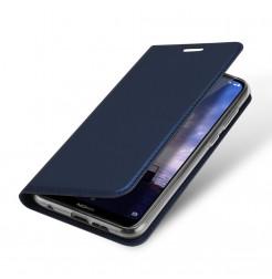 14485 - Dux Ducis Skin кожен калъф за Nokia 6.1 Plus / X6