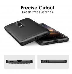 14560 - MadPhone Supreme силиконов кейс за Nokia 6.1