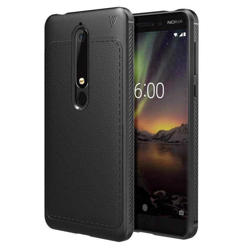 14562 - MadPhone Supreme силиконов кейс за Nokia 6.1