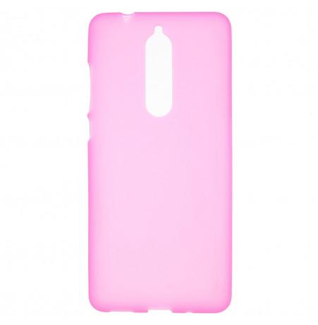 14615 - MadPhone силиконов калъф за Nokia 5.1