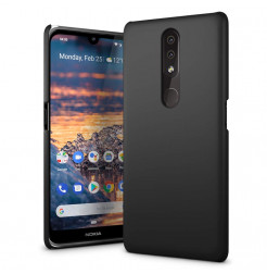 14677 - MadPhone Solid поликарбонатен кейс за Nokia 4.2