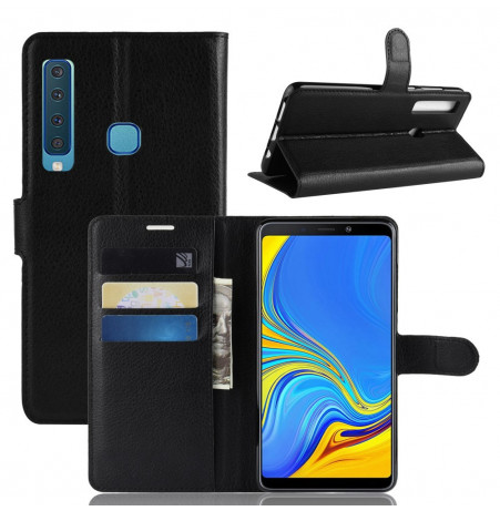 1491 - MadPhone кожен калъф за Samsung Galaxy А9 (2018)