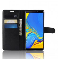 1492 - MadPhone кожен калъф за Samsung Galaxy А9 (2018)