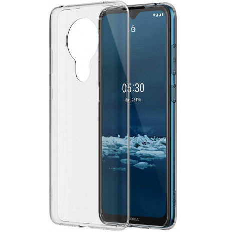 14948 - MadPhone супер слим силиконов гръб за Nokia 5.3