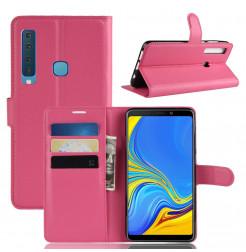 1498 - MadPhone кожен калъф за Samsung Galaxy А9 (2018)