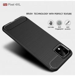 14983 - MadPhone Carbon силиконов кейс за Google Pixel 4 XL