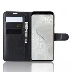 15012 - MadPhone Classic кожен калъф за Google Pixel 4