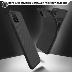 15024 - MadPhone релефен TPU калъф за Google Pixel 4
