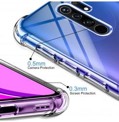 15053 - MadPhone удароустойчив силиконов калъф за Xiaomi Redmi 9