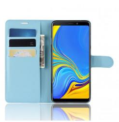1508 - MadPhone кожен калъф за Samsung Galaxy А9 (2018)
