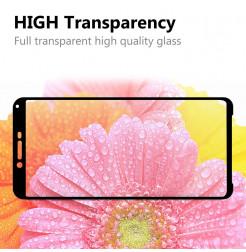 15120 - 3D стъклен протектор за целия дисплей Sony Xperia 10 II