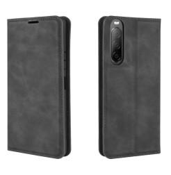15128 - MadPhone Classic кожен калъф за Sony Xperia 10 II