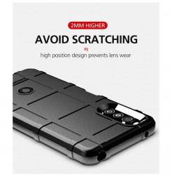 15166 - MadPhone Shield силиконов калъф за Sony Xperia 10 II