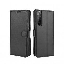 15184 - MadPhone кожен калъф за Sony Xperia 10 II