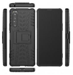 15232 - MadPhone Armada удароустойчив калъф за Sony Xperia 1 II
