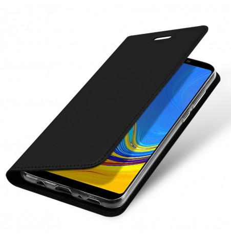 1533 - Dux Ducis Skin кожен калъф за Samsung Galaxy A9 (2018)