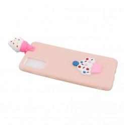 15336 - MadPhone 3D Animal силиконов кейс за Samsung Galaxy A41