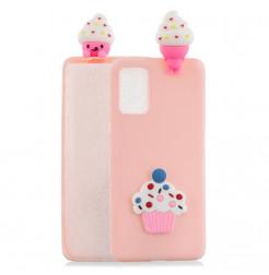 15337 - MadPhone 3D Animal силиконов кейс за Samsung Galaxy A41