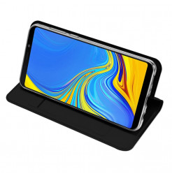 1534 - Dux Ducis Skin кожен калъф за Samsung Galaxy A9 (2018)