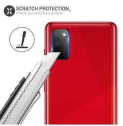15364 - Стъклен протектор за камерата на Samsung Galaxy A41
