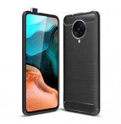 15371 - MadPhone Carbon силиконов кейс за Xiaomi Poco F2 Pro