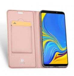 1542 - Dux Ducis Skin кожен калъф за Samsung Galaxy A9 (2018)
