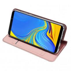 1544 - Dux Ducis Skin кожен калъф за Samsung Galaxy A9 (2018)