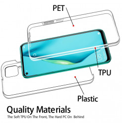 15515 - MadPhone 360 силиконова обвивка за Huawei P40 Lite