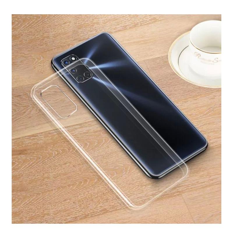 15525 - MadPhone супер слим силиконов гръб за Samsung Galaxy A31