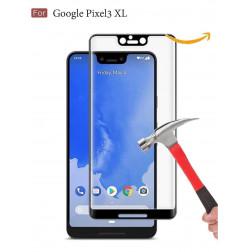 15537 - 3D стъклен протектор за целия дисплей Google Pixel 3 XL