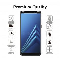 1561 - MadPhone стъклен протектор 9H за Samsung Galaxy A8 (2018)