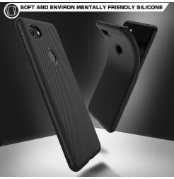15658 - MadPhone релефен TPU калъф за Google Pixel 3