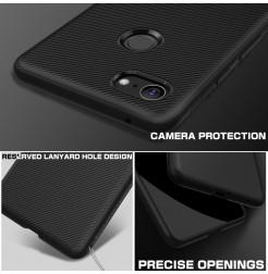 15659 - MadPhone релефен TPU калъф за Google Pixel 3