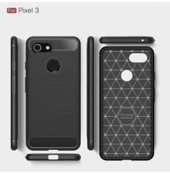 15675 - MadPhone Carbon силиконов кейс за Google Pixel 3